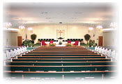 Grace Bible Baptist Church Sanctuary