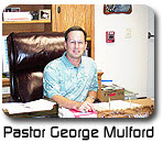Pastor George Mulford